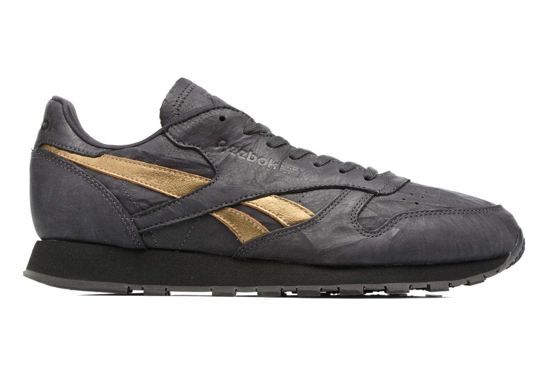 Sneakers Reebok Cl Leather Tu Grijs achterkant