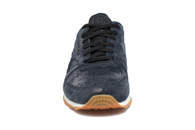 Sneakers Reebok Cl Lthr Clean Exoti Zwart model