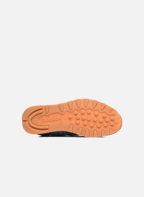 Sneakers Reebok Cl Leather Ebk Azzurro immagine dall'alto