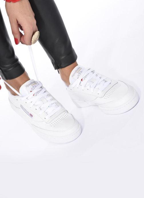 Sneakers Reebok Club C 85 W Wit onder