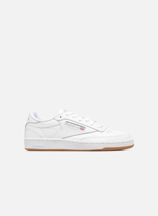 Sneakers Reebok Club C 85 W Bianco immagine posteriore