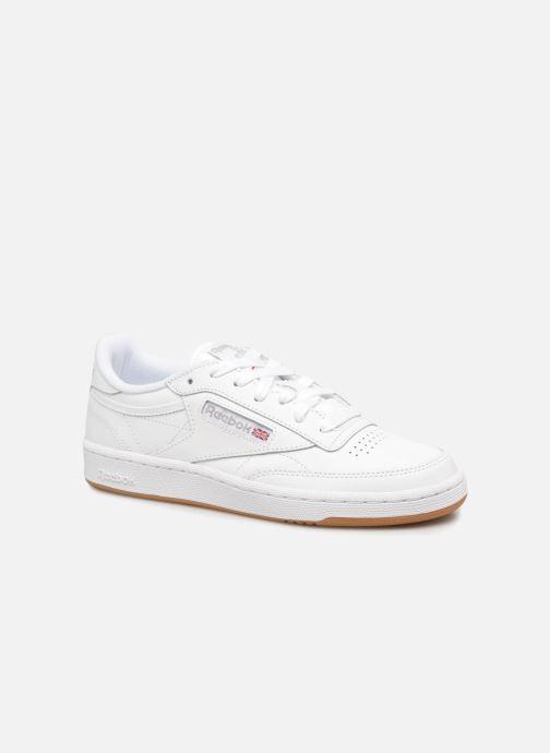 62f57643 Sneakers Reebok Club C 85 W Hvid detaljeret billede af skoene