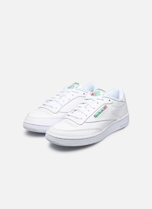 Sneakers Reebok Club C 85 W Wit onder