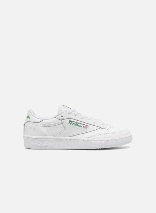 Sneaker Reebok Club C 85 W weiß ansicht von hinten