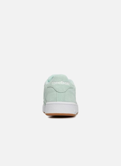 Sneakers Reebok Club C 85 W Groen rechts