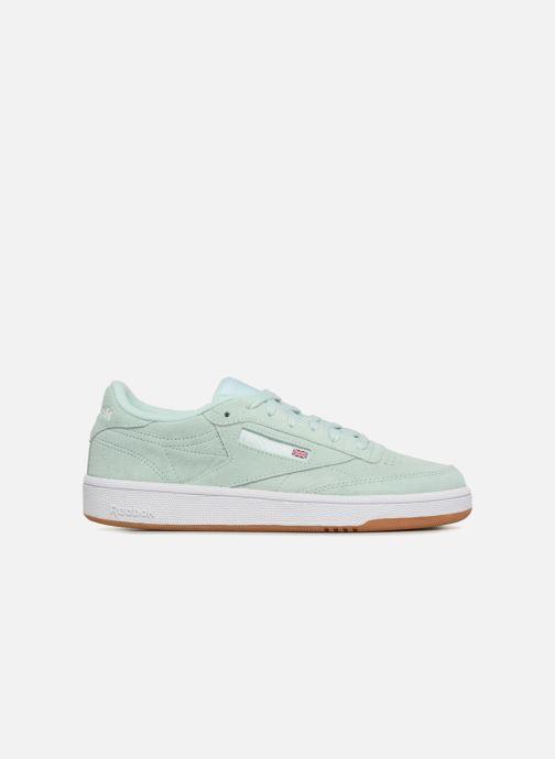 Sneakers Reebok Club C 85 W Groen achterkant