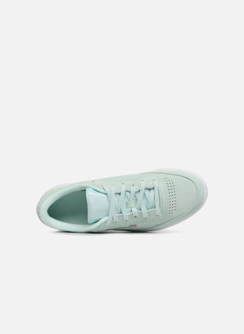 Sneakers Reebok Club C 85 W Groen links
