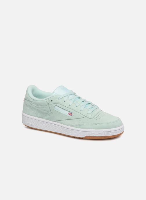 Sneakers Reebok Club C 85 W Groen detail
