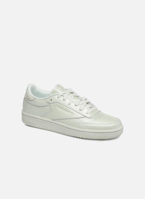 Sneaker Reebok Club C 85 W grün detaillierte ansicht/modell