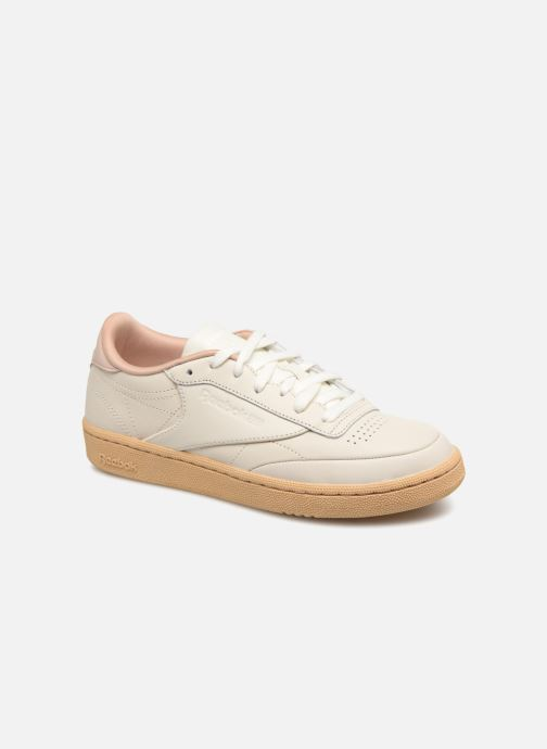 Sneakers Reebok Club C 85 W Wit detail
