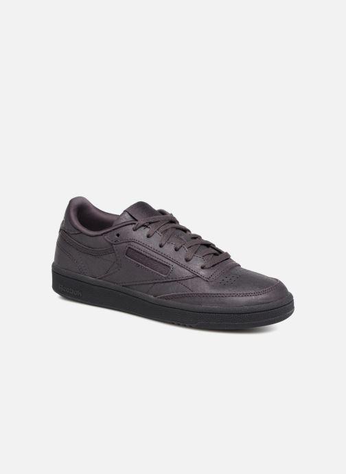 Sneakers Reebok Club C 85 W Paars detail