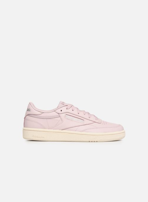 on sale f2767 a7e3b Sneakers Reebok Club C 85 W Rosa bild från baksidan