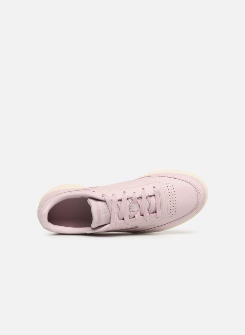 Sneakers Reebok Club C 85 W Roze links