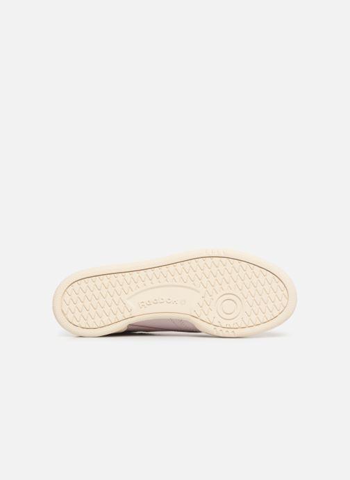 Sneakers Reebok Club C 85 W Rosa immagine dall'alto