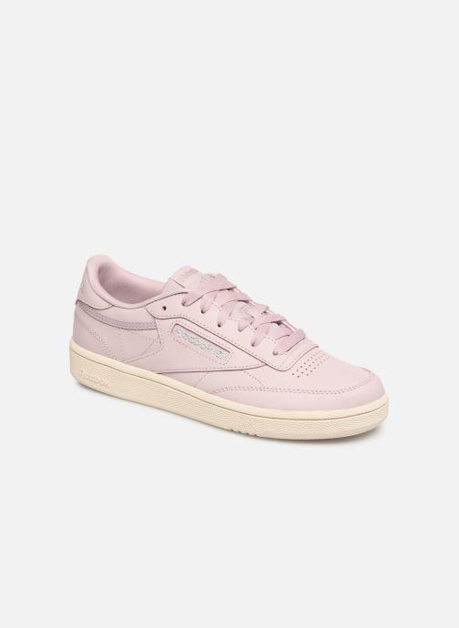 Sneakers Reebok Club C 85 W Roze detail