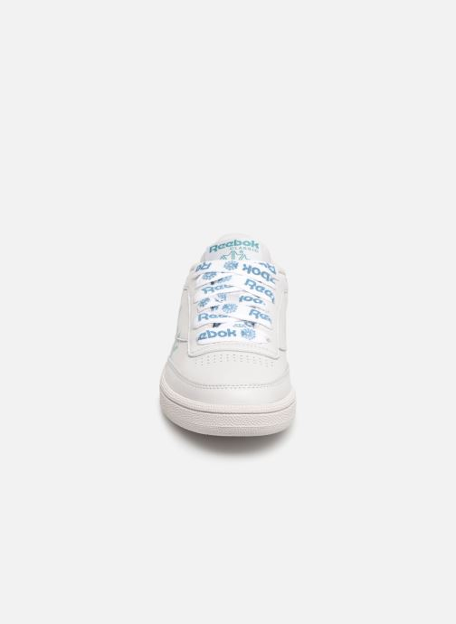C Chez Sneakers 347221 grigio W Reebok Club 85 5xwaZ65gq