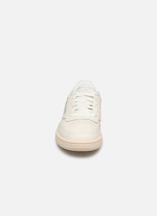 Sneakers Reebok Club C 85 W Hvid se skoene på