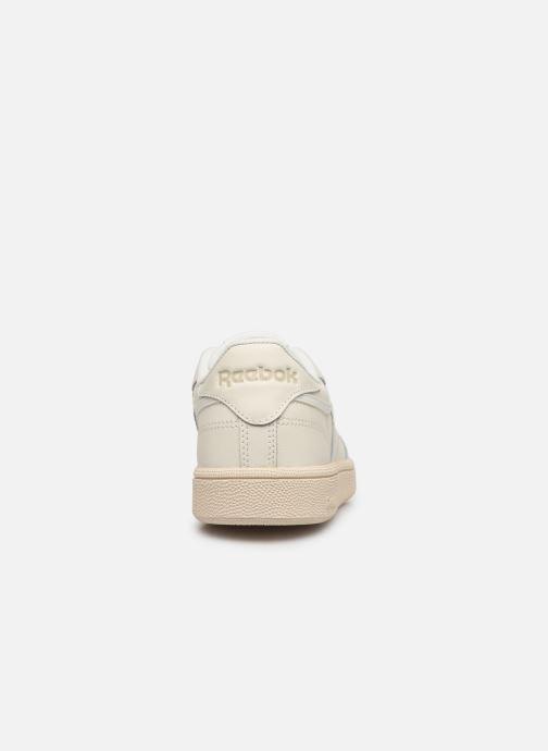 Sneakers Reebok Club C 85 W Hvid Se fra højre