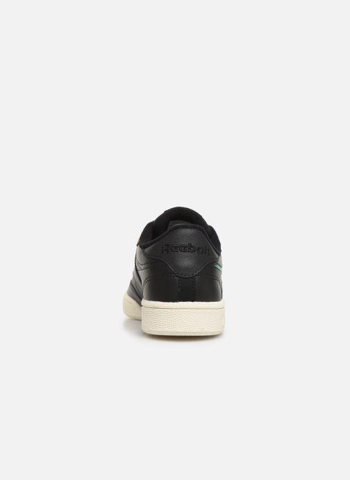 Sneakers Reebok Club C 85 W Zwart rechts