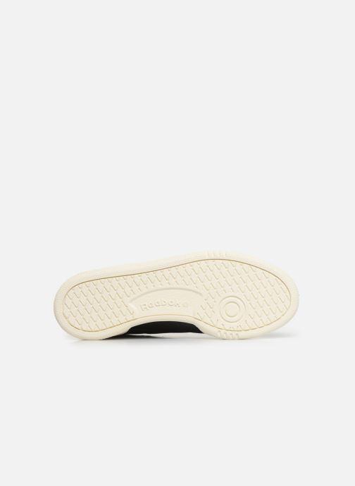 Sneakers Reebok Club C 85 W Zwart boven