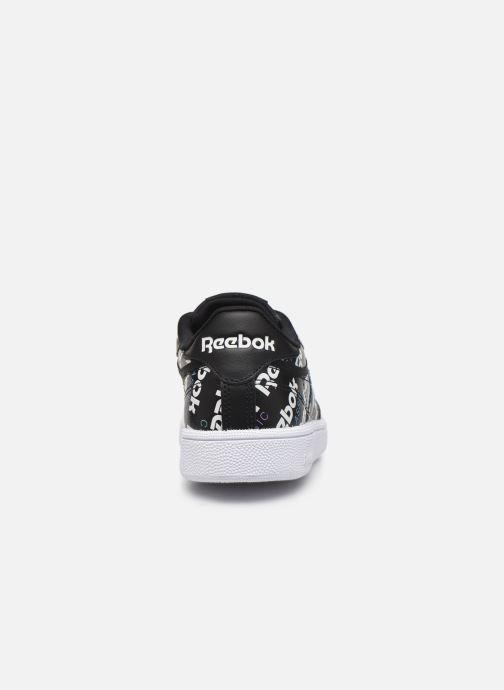 Baskets Reebok Club C 85 W Noir vue droite