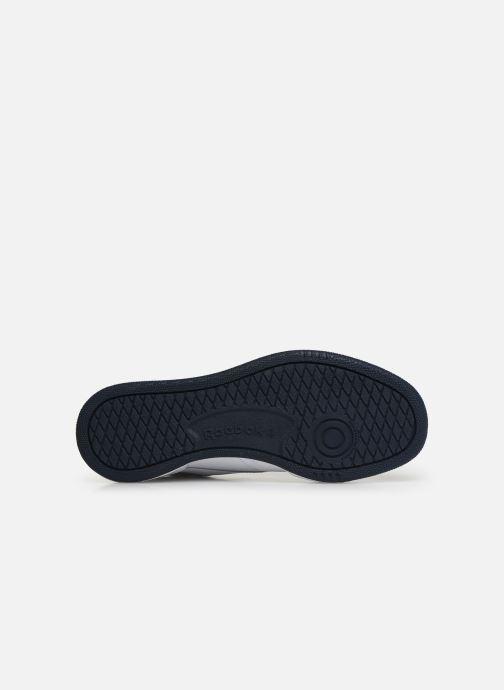 Sneakers Reebok Club C 85 W Bianco immagine dall'alto