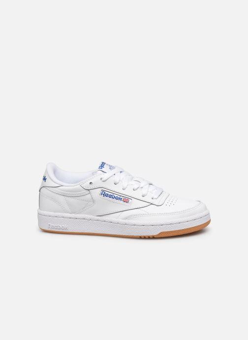 Sneakers Reebok Club C 85 W Wit achterkant