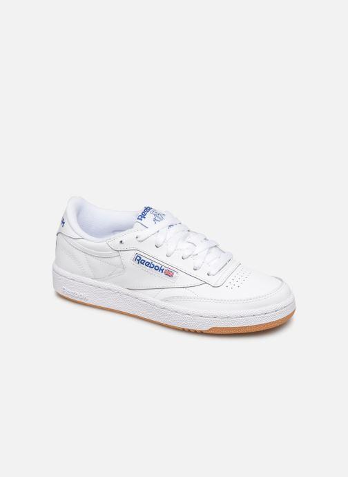 Sneaker Reebok Club C 85 W weiß detaillierte ansicht/modell