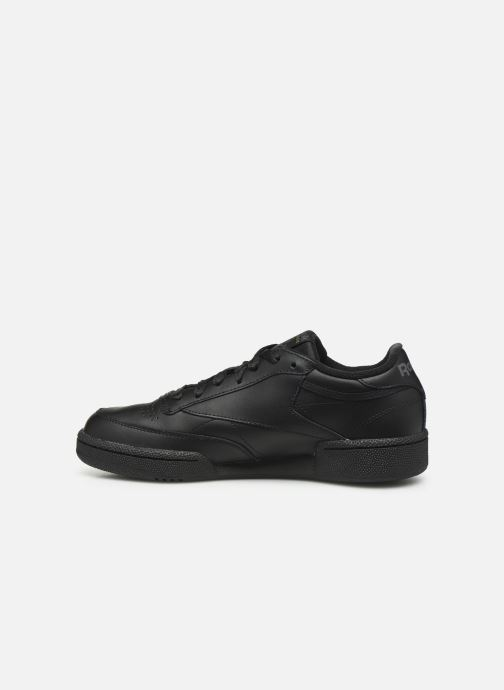 Trainers Reebok Club C 85 W Black front view