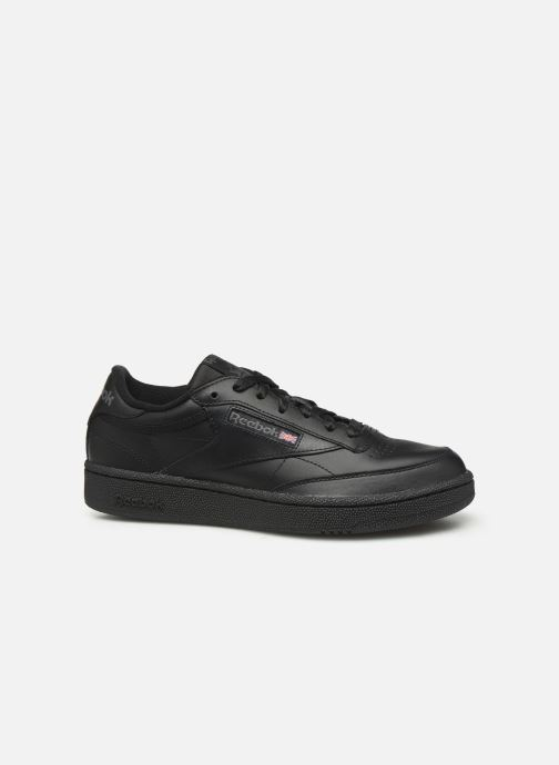 Trainers Reebok Club C 85 W Black back view
