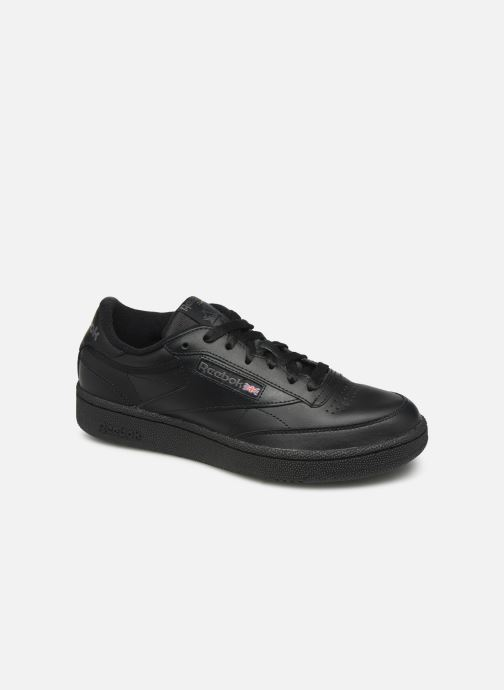 Trainers Reebok Club C 85 W Black detailed view/ Pair view