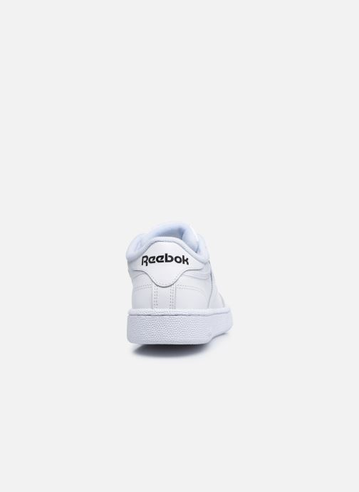 Sneakers Reebok Club C 85 W Bianco immagine destra