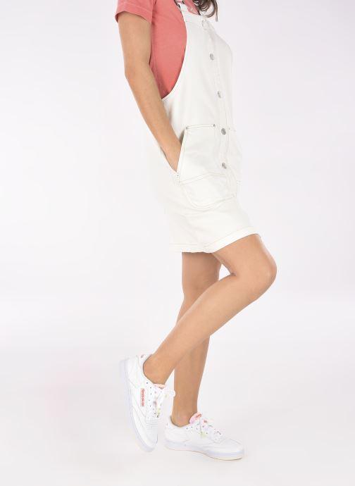 Sneakers Reebok Club C 85 W Bianco immagine dal basso
