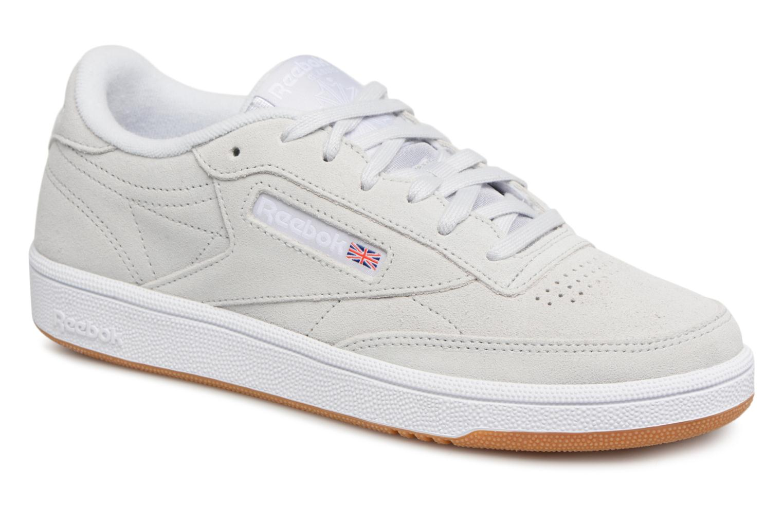 f3fbd610026 Reebok Club C 85 W (Paars) - Sneakers chez Sarenza (343566)