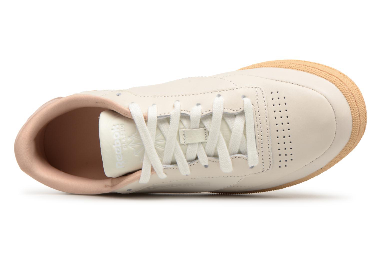 Reebok Club C en 85 W (Blanco) - Deportivas en C Más cómodo Zapatos casuales salvajes 868592
