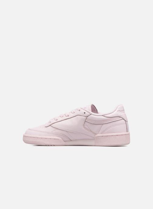 Sneakers Reebok Club C 85 Elm Roze voorkant