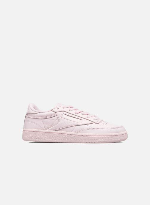Sneakers Reebok Club C 85 Elm Roze achterkant