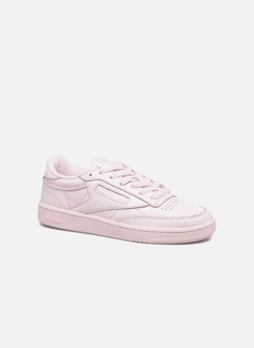 Sneakers Reebok Club C 85 Elm Roze detail