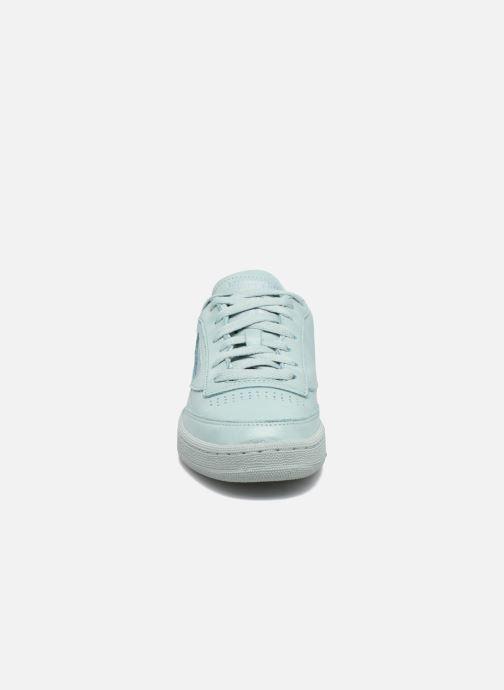 Sneakers Reebok Club C 85 Elm Blauw model