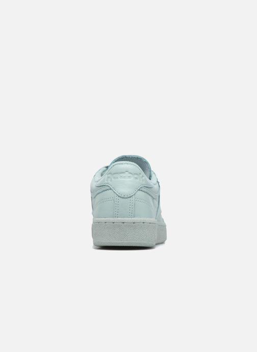 Sneakers Reebok Club C 85 Elm Blauw rechts