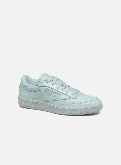 Sneakers Reebok Club C 85 Elm Blauw detail