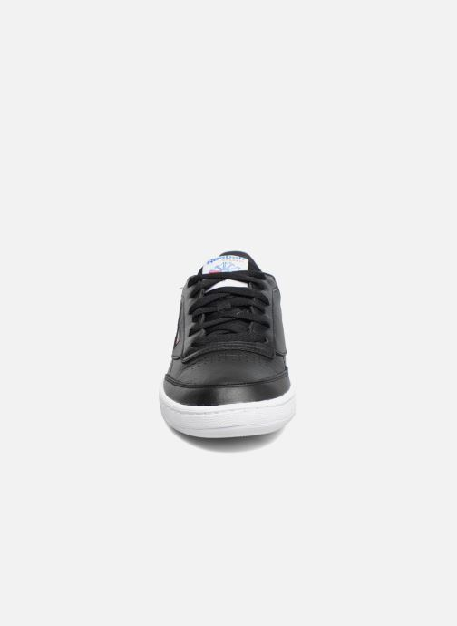 Baskets Reebok Club C 85 So Noir vue portées chaussures