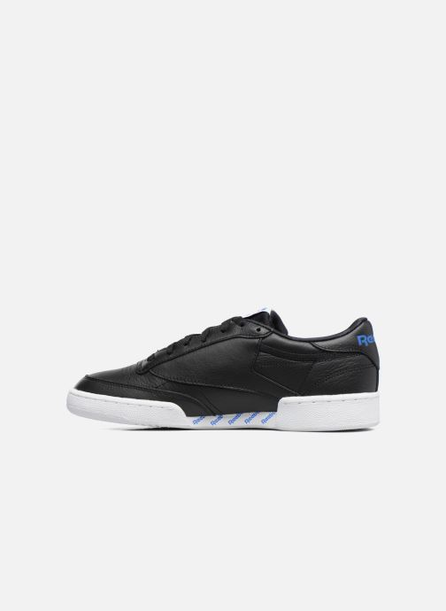 Baskets Reebok Club C 85 So Noir vue face