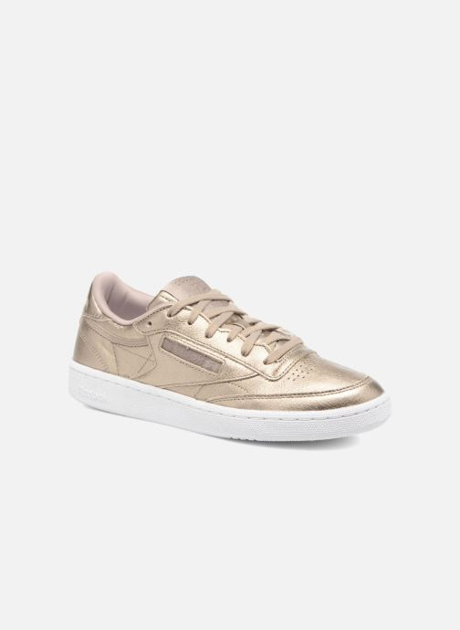 1eebb13bba977 Reebok Club C 85 Melted Me (Bronze and Gold) - Trainers chez Sarenza ...