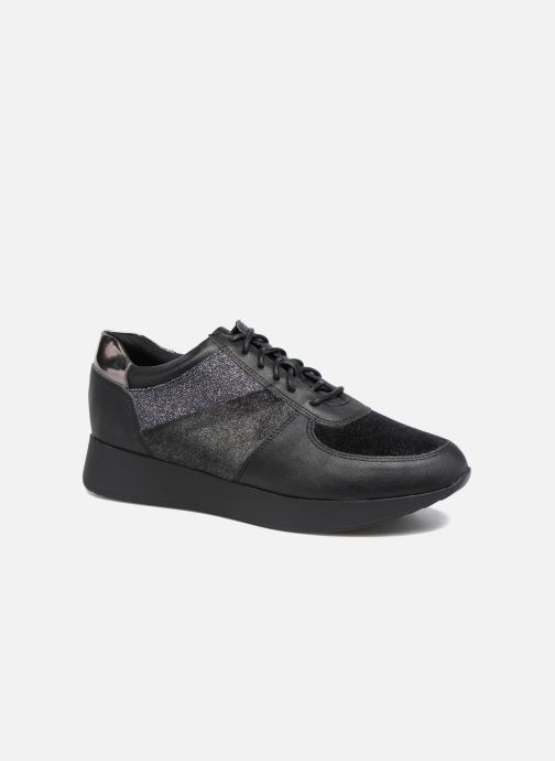 Sneakers Stonefly Face 5 Zwart detail