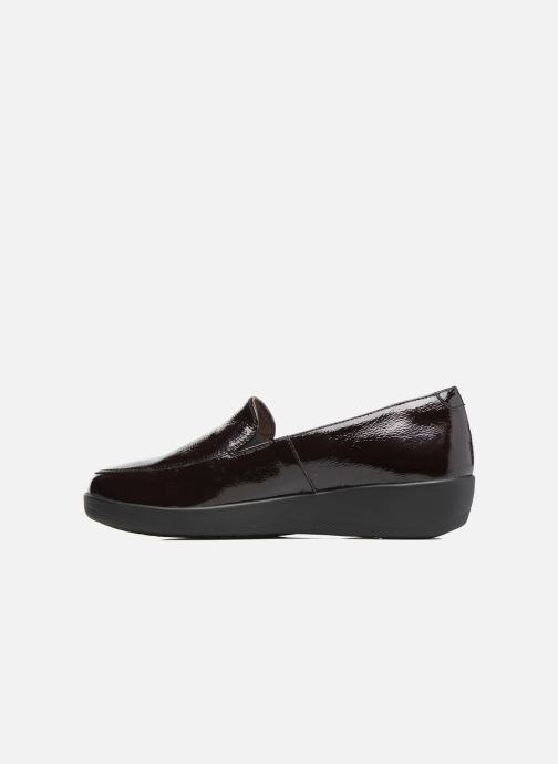 Mocassins Stonefly Paseo IV 1 Bordeaux vue face