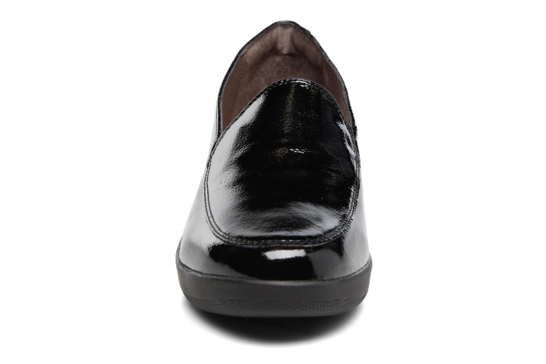 Mocassins Stonefly Paseo IV 1 Noir vue portées chaussures