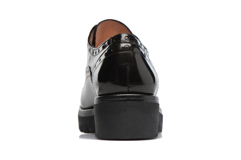 Chaussures à lacets Stonefly Perry 2 Noir vue droite