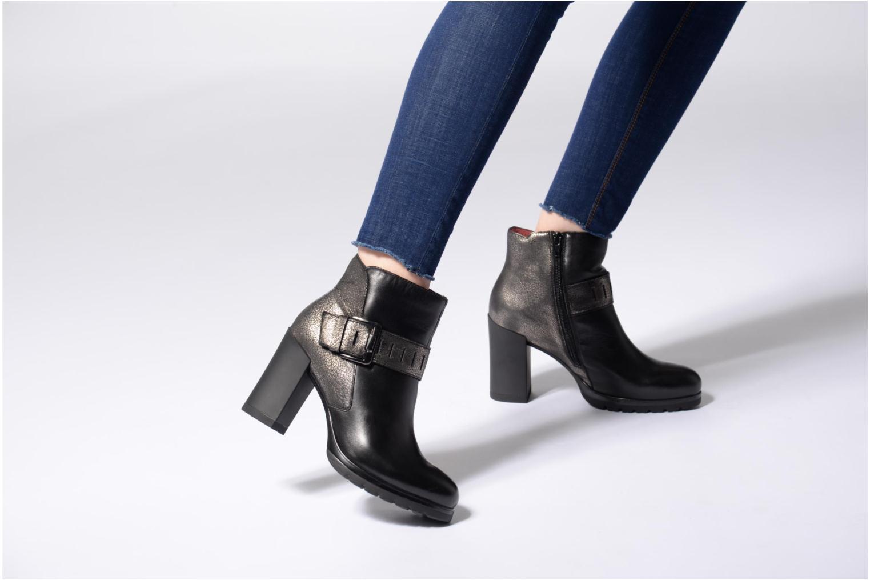 Bottines et boots Stonefly Over 10 Noir vue bas / vue portée sac