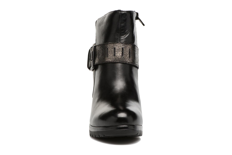 Bottines et boots Stonefly Over 10 Noir vue portées chaussures